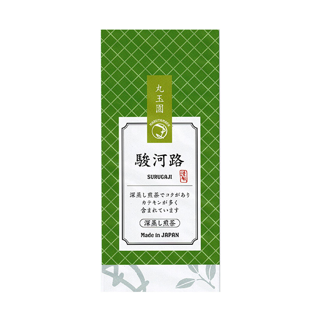掛川深蒸し茶 駿河路(するがじ)/350g 真空パック